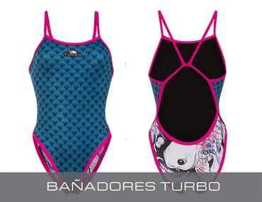 Turbo swimwear